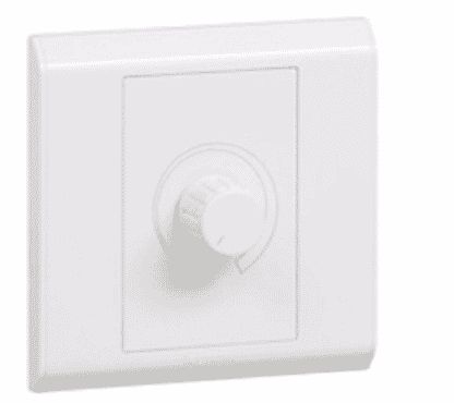 Legrand 617031 Push Aand Rotary Dimmer Belanko - 1000 W - 500 W - 1 Gang - 2 Way