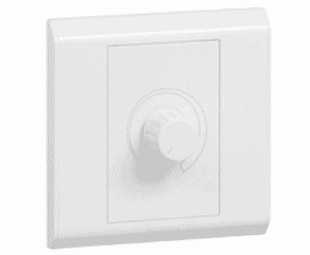 Legrand 617030 Rotary Dimmer Switch Belanko - 600 W - 230 V - 1 Gang - 1 Way