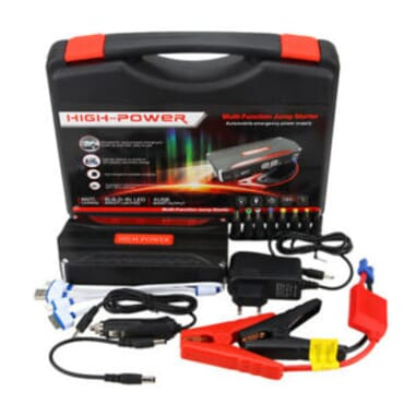 68,800mah Multi-functional Car Jump Starter/Power Bank