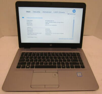 HP ELITE BOOK 840 G3