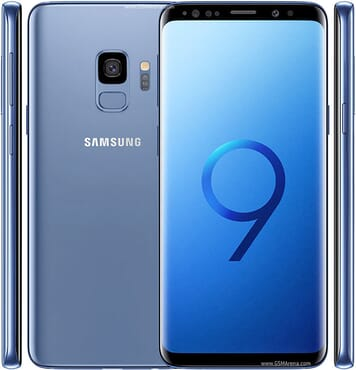 Samsung Galaxy S9 Single UK Used 5.8'' Inch QHD 4GB+64GB 12MP+8MP 4G Smartphone