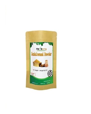 Herbsng Organic Sandalwood powder (100grams)