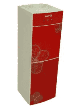 Scanfrost Water Dispenser With Refrigerator - Sfwd 1401