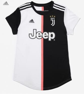 ADIDAS JUVENTUS HOME SHIRT 2020 LADIES