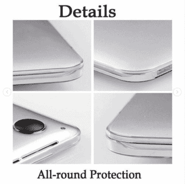 Wiwu Macbook iShield Ultra Thin Hard Shell Case