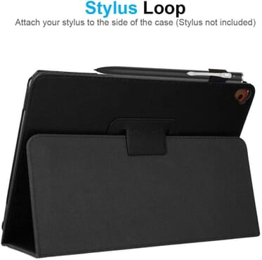Leather Case for Apple iPad 10.2
