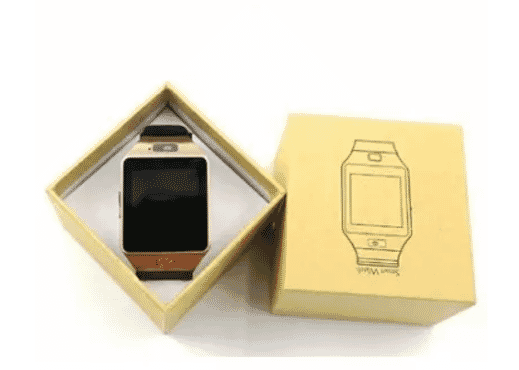Universal Chef DZ09 Android Smartwatch with GSM Functions