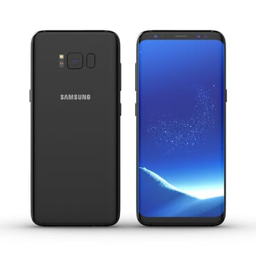 UK USED Samsung Galaxy S8 Plus - 6.2