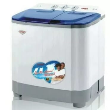 QASA Washing Machine - Washing Capacity 5.0kg - Spinning Capacity 3.8kg