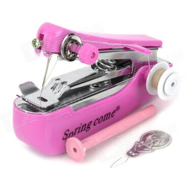 Spring Come Mini Sewing Machine