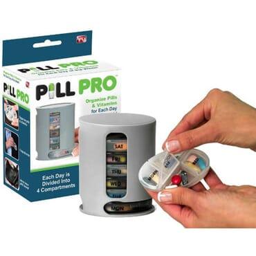 Pill Pro Daily Vitamin & Pill Organizer