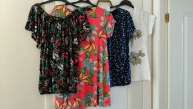 CLEARANCE FASHION TOPS