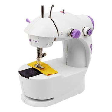 Mini Sewing Machine with sewing kit accessories