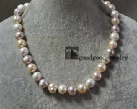 BIG PEARL NECKLACE BEAD