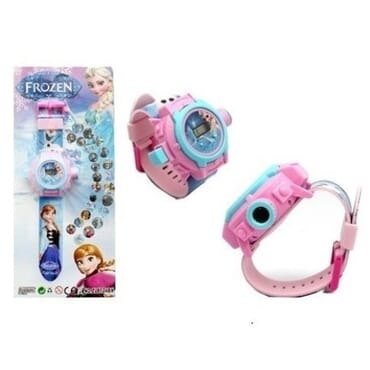 KID CARTOON WRIST WATCH WITH ASSORTED COLORS AND DESIGNS