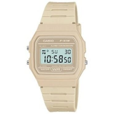 CASIO F-91WC-8AEF GREY DIGITAL WATCH