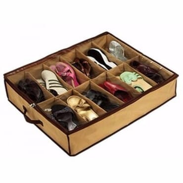 Varieties Under Shoe Storage Organizer