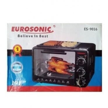 EUROSONIC Electric oven 19 liter