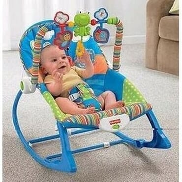 Fisher Price Infant-to-Toddler Rocker And Seat