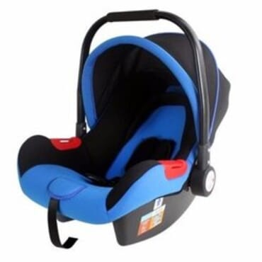 Evergreen Baby Car Seat