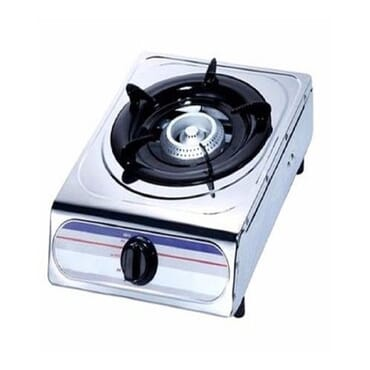 MASTERCHEF Single Burner Electric Cooking Stove - White