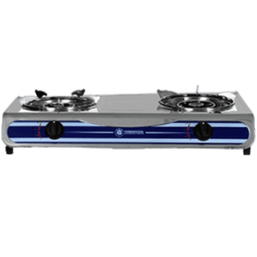 THERMOCOOL TEC Stainless Steel Cooker With 2 Hobs ASSY