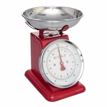 Hana 20kg Kitchen Scale