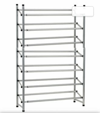Easi 7 Tier Extendable Shoe Rack