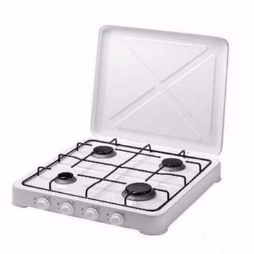 Table Top Gas Cooker + Electric - 3 Gas + 1 Electric Burner