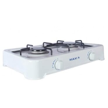 Maxi Table Gas Cooker - 2 Burner
