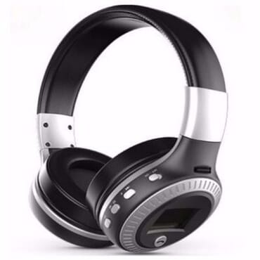 zealot Bluetooth MP3 & FM Headseat