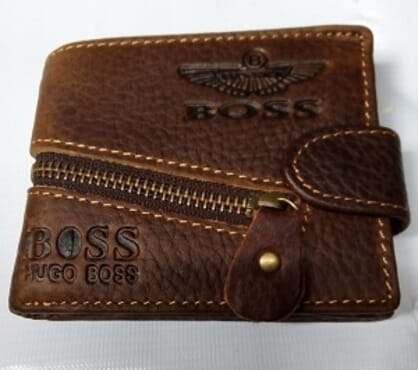 Hugo Boss Foldable Men's wallet