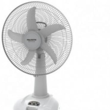 Rechargeable Lontor Table Fan 12 inch