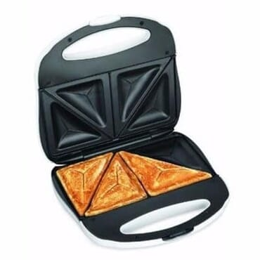 Master Chef Crown Star 2-Slice Sandwich Maker