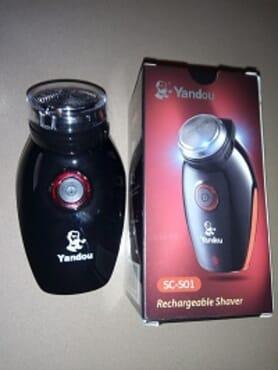 Yandou Rechargeable Shaver
