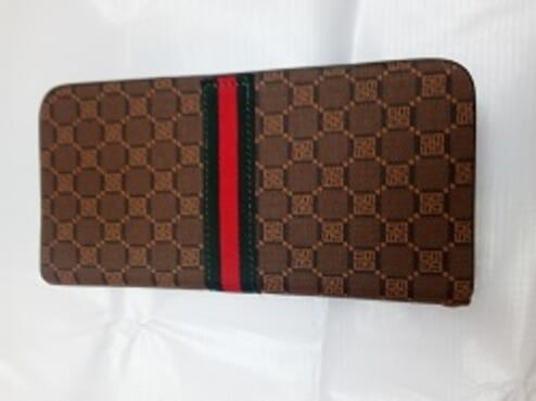 Gucci Design Print- Brown