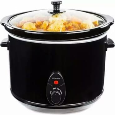 Premium Slow Cooker - 8 Liters