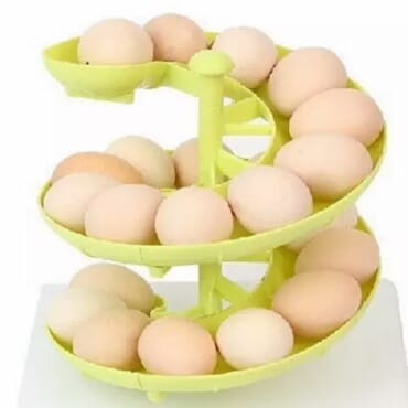 Multi-Functional Egg Holder