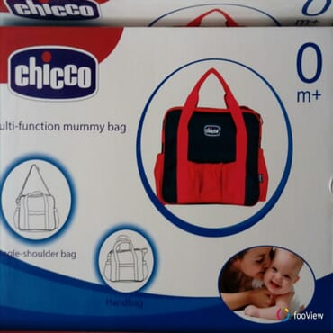 Mutipurpose mummy baby bag
