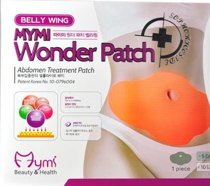 Mymi Wonder Belly Fat Burning Patch
