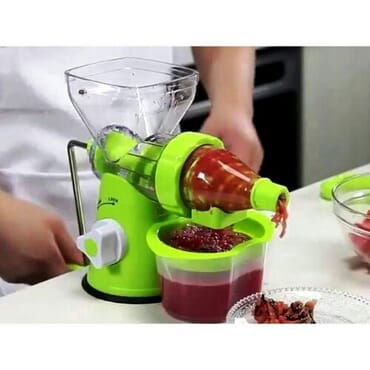Multi Function Manual Juice Extractor