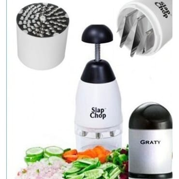Slap Chop Multi-purpose Food And Vegetable Chopper