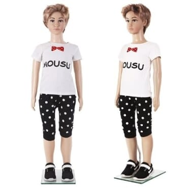 Unisex Toddler Child Mannequin
