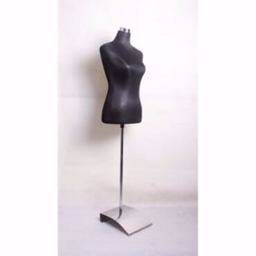 Half Body Female Mannequin