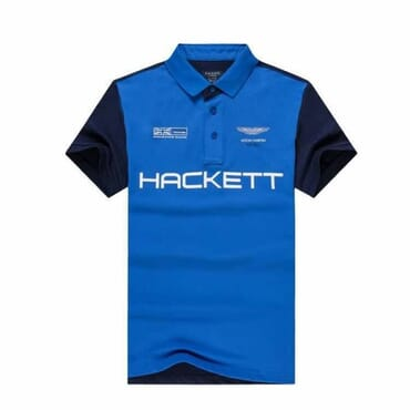 Men's Hackett Polo T-shirt