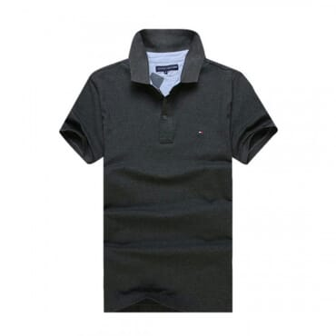 Men's Tommy Hilfiger Polo T-shirt - Grey