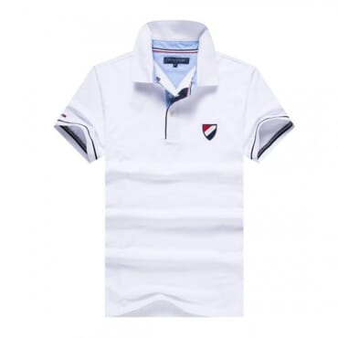 Tommy Hilfiger Plain Polo Shirt