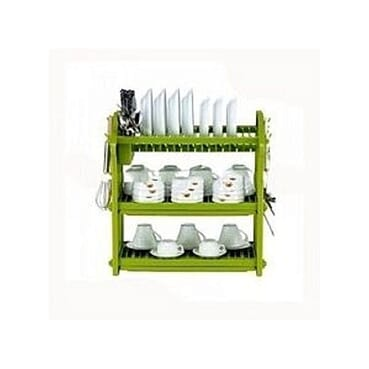 Universal Three Layer Plate Rack