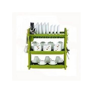 Universal Three Layer Plate Rack
