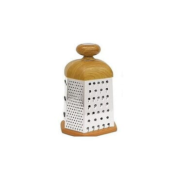 Kitchen Ware Grater With Wooden Handle